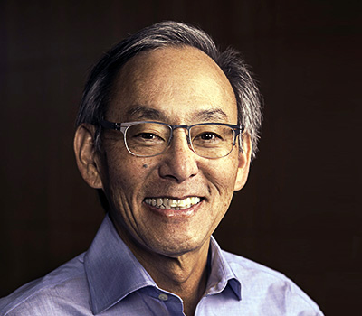 Steven Chu, Director of Lawrence Berkeley National Lab