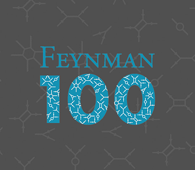 Feynman 100 at Caltech