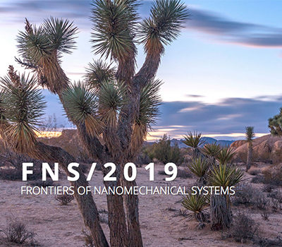 Frontiers of Nanomechanical Systems (FNS/2019)